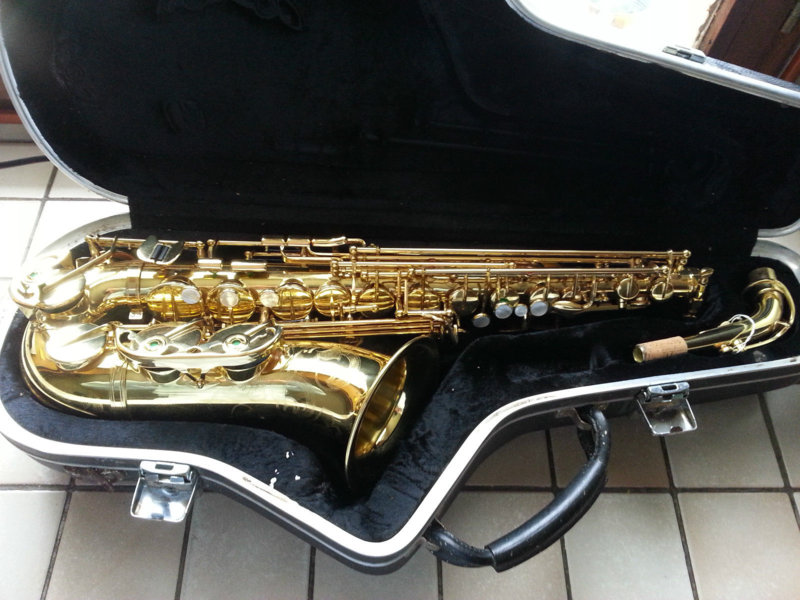 Incredible Saxophones Just Bought A But Is It French Or German Or Download Free Architecture Designs Scobabritishbridgeorg