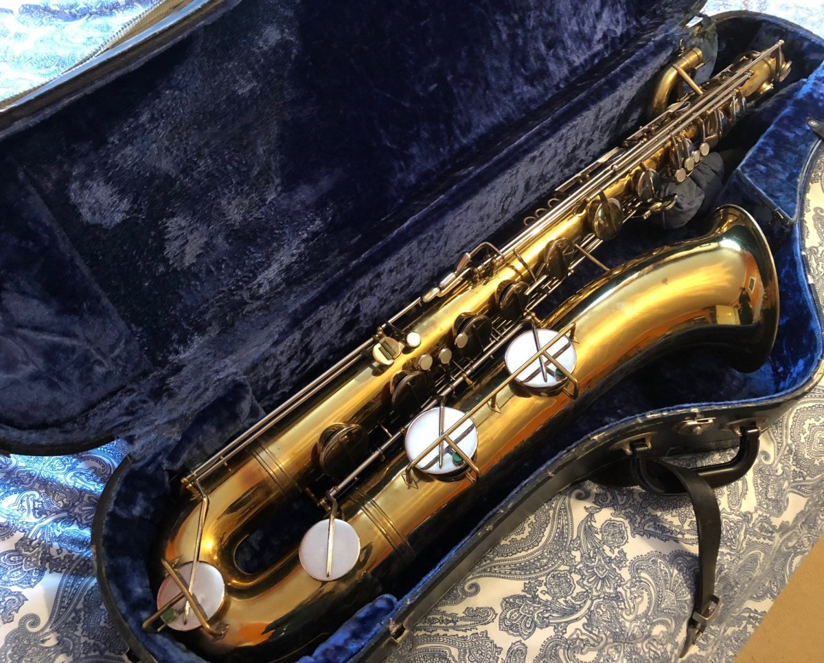 SOLD - Amati 1960's bari sax to low Bb | CafeSaxophone Forum