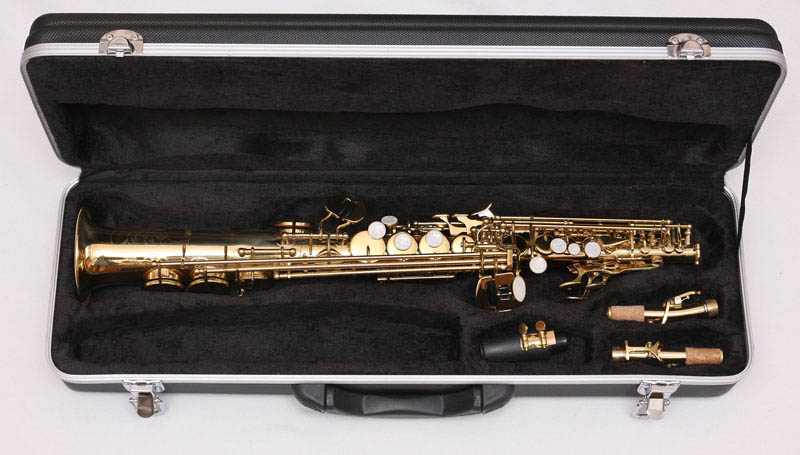 Gear4music Soprano Saxophone Review