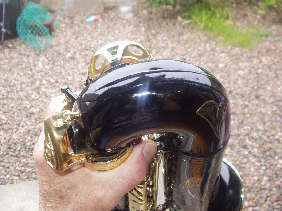 For Sale - Selmer Series 3 Black lacquer Alto sax