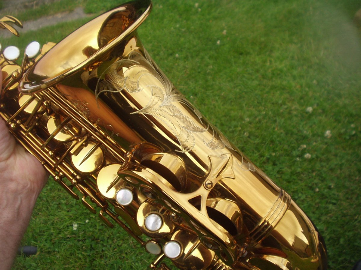 For Sale - Selmer Ref54 in Superb Condition | CafeSaxophone