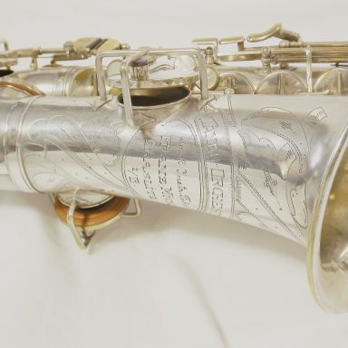 Saxophones - What's it currently worth? Ladyface Baritone