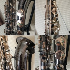 P Mauriat PMST - 500BX Tenor