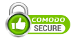 Trust this site with Comodo Positive SSL