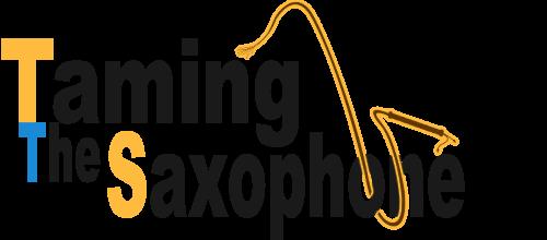 Taming The Saxophone